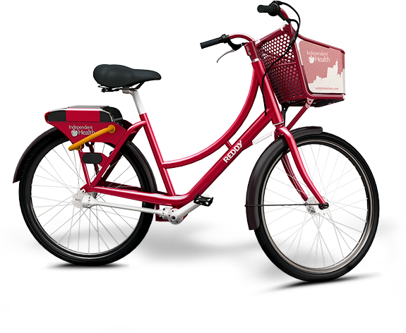 SocialBicycles bike